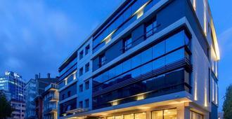 安卡拉銀蓮花酒店 - 安卡拉 - 安卡拉 - 建築