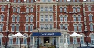 The Imperial Hotel - Blackpool - Edifício