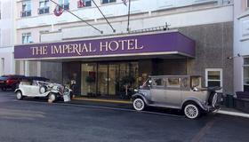 The Imperial Hotel - Blackpool - Building