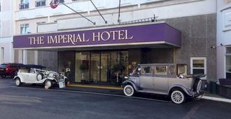 The Imperial Hotel - בלקפול - בניין