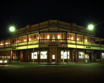 The Astra Hotel - Broken Hill - Bâtiment