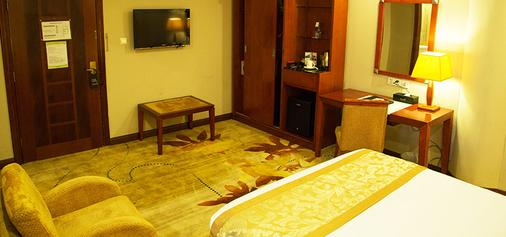 Jupiter International Hotel Cazanchis - Addis Ababa - Living room