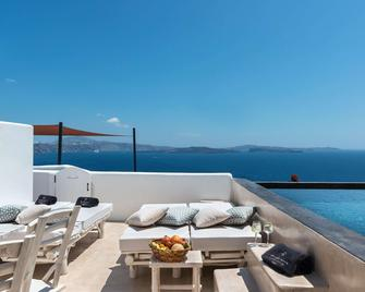 Andronis Boutique Hotel - Fira - Balkon