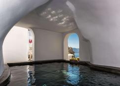 Andronis Boutique Hotel - Fira - Schlafzimmer