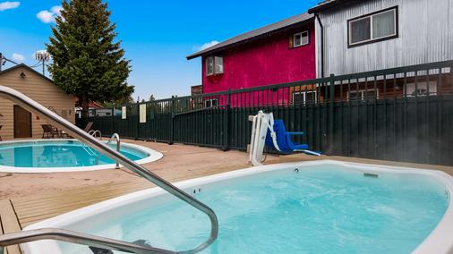 Best Western Weston Inn - West Yellowstone - Pool