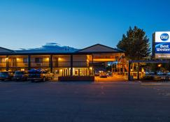 Best Western Weston Inn - West Yellowstone - Κτίριο
