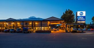Best Western Weston Inn - West Yellowstone - Edificio