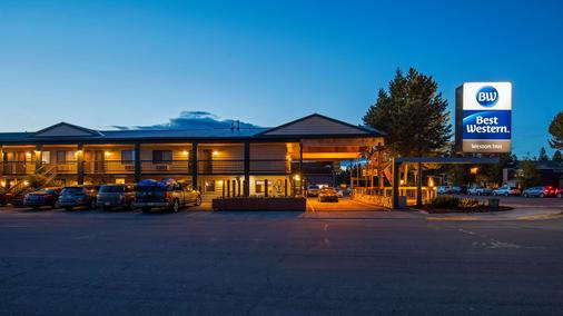 Best Western Weston Inn - West Yellowstone - Building