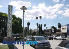 Trylon Hotel - Hollywood - Los Angeles - Outdoor view