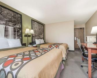 Super 8 by Wyndham Maysville KY - Maysville - Bedroom