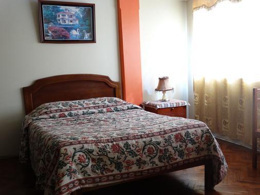 Presidente Inn - Puno - Bedroom