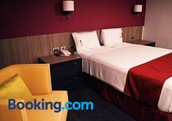 Hotel Ht Ole - Tijuana - Bedroom