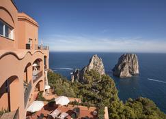 Hotel Punta Tragara - Capri - Extérieur