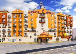 Hotel Maria Bonita Consulado Americano - Ciudad Juárez - Byggnad