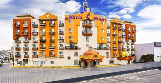 Hotel Maria Bonita Consulado Americano - Ciudad Juárez - Edificio