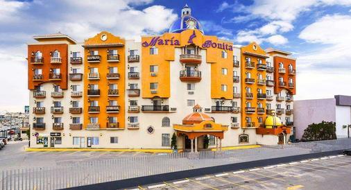 Hotel Maria Bonita Consulado Americano - Ciudad Juárez - Toà nhà