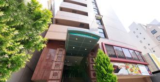 Hotel Green Selec - Sendai - Edificio