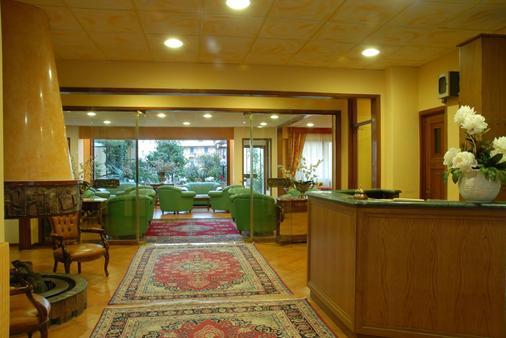 Hotel Mondial - Rapallo - Lobby