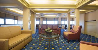 Hampton Inn & Suites Providence Downtown - Providence - Lounge