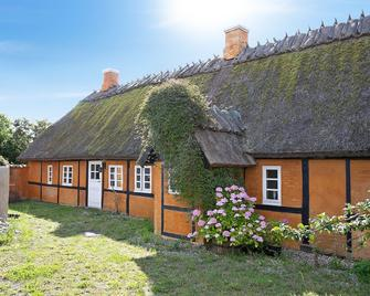 Tranehuset - holiday cottage with direct access to the beach - Møn - Borre