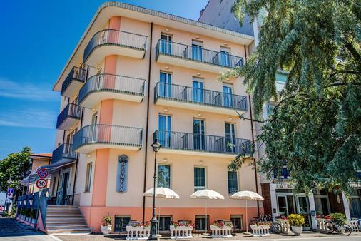 Hotel Olympia - Gabicce Mare - Edificio