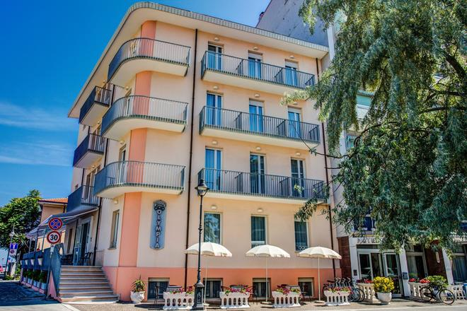Hotel Olympia - Gabicce Mare - Building