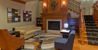 Country Inn & Suites by Radisson, Baltimore Air - Linthicum Heights - Lobby