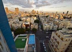 Metropolitan Hotel - Tel Awiw - Widok na zewnątrz