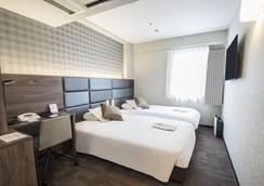 Hearton Hotel Shinsaibashi - Οσάκα - Κρεβατοκάμαρα