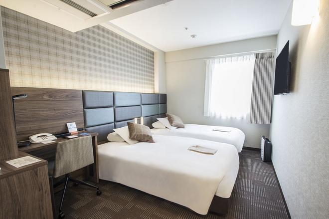 하톤 호텔 신사이바시 - 오사카 - 침실