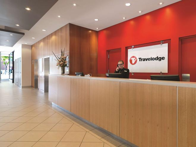 Travelodge Hotel Melbourne Southbank - Melbourne - Lễ tân