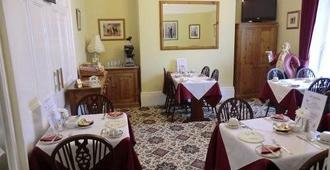 Caledonia Guest House - Plymouth - Restaurant