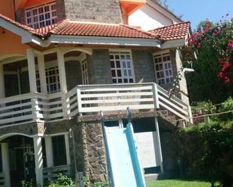 Jane's Guest House Naivasha - Naivasha - Gebouw