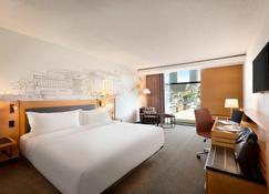Hotel Pur, Quebec, A Tribute Portfolio Hotel - Quebec - Schlafzimmer