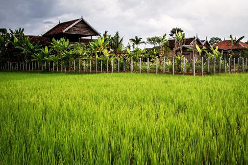 Angkor Rural Boutique - Siem Reap - Cảnh ngoài trời