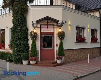 Pokoje Hotelowe Figaro - Płock - Gebouw
