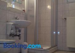 Gasthaus Marienhof - Obernberg am Inn - Bathroom