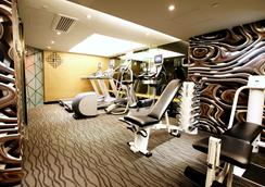 The Luxe Manor - Hong Kong - Gym
