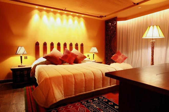 帝樂文娜公館 - 香港 - 臥室