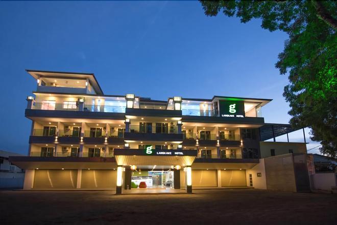 G Langkawi Motel - Langkawi Island - Building