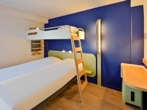 ibis budget Chambéry Centre-Ville - Chambéry - Bedroom