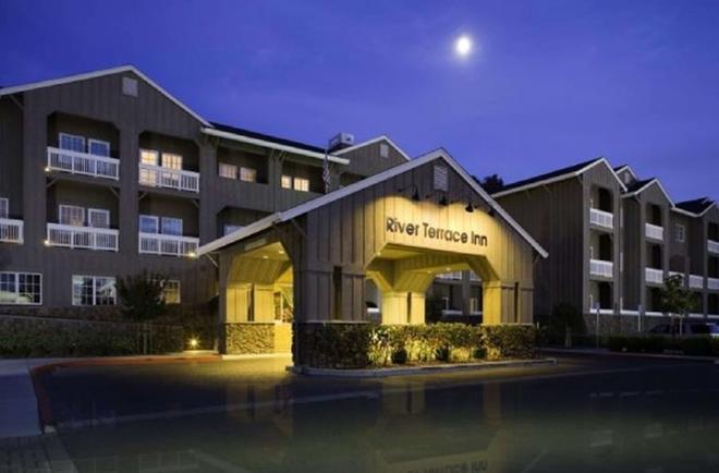 River Terrace Inn - A Noble House Hotel - Napa - Rakennus