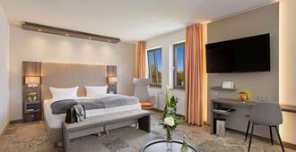 Hotel Krämerbrücke Erfurt - Erfurt - Bedroom