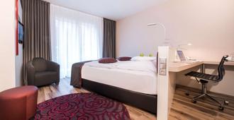 Hotel Collegium Leoninum - Bonn - Makuuhuone