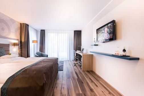Hotel Collegium Leoninum - Bonn - Phòng ngủ
