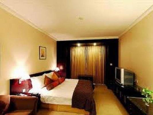 Green Garden Hotel - Shanghai - Bedroom