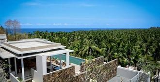 Svarga Resort Lombok - Senggigi - Vista del exterior