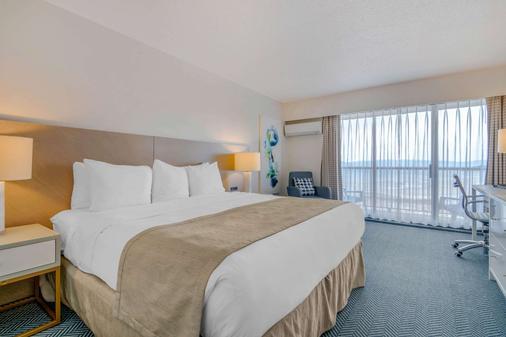 Bayside Resort Ascend Hotel Collection - Parksville - Bedroom