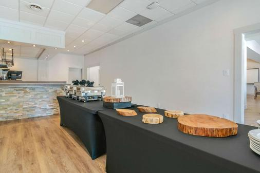 Bayside Resort Ascend Hotel Collection - Parksville - Buffet