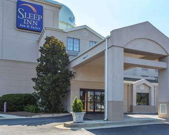 Sleep Inn & Suites - North Augusta - Building